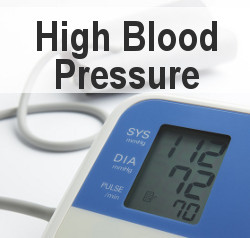 High Blood Pressure Recommendations