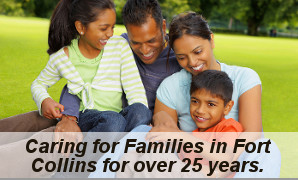 Rocky Mountain Family Physicians has been caring for Families in Fort Collins, CO for over 25 years.